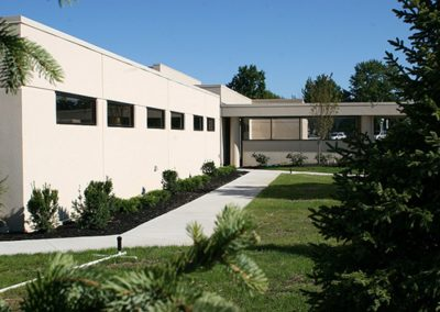 Modular Medical Laboratory Building