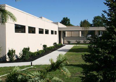 Modular Medical Laboratory Building