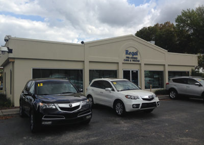 Modular Car Dealership