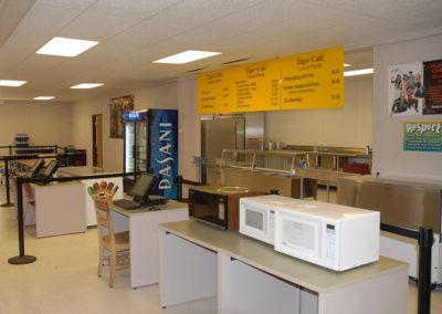 Modular Cafeteria