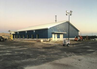 Steel Building Component Construction