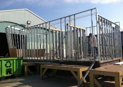 Modular Steel Construction