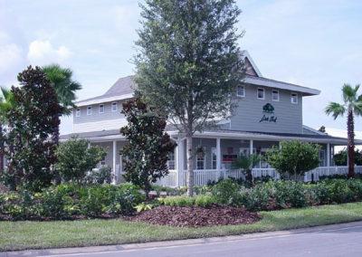 Old Florida Modular Building