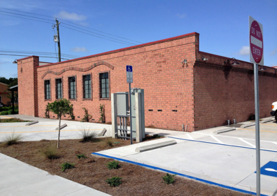 Permanent Pre-fabricated Building with Brick Siding