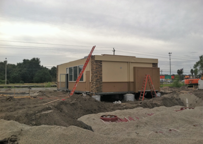 Modular Building Relocation and Installation