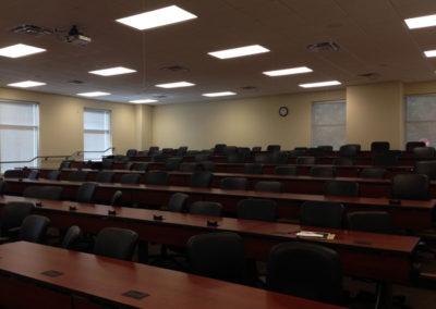 Modular Interior Classroom | Modular University | Avon Modular