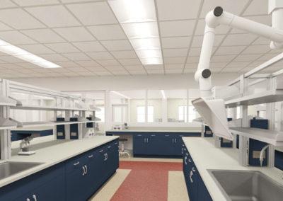 lab interior pic
