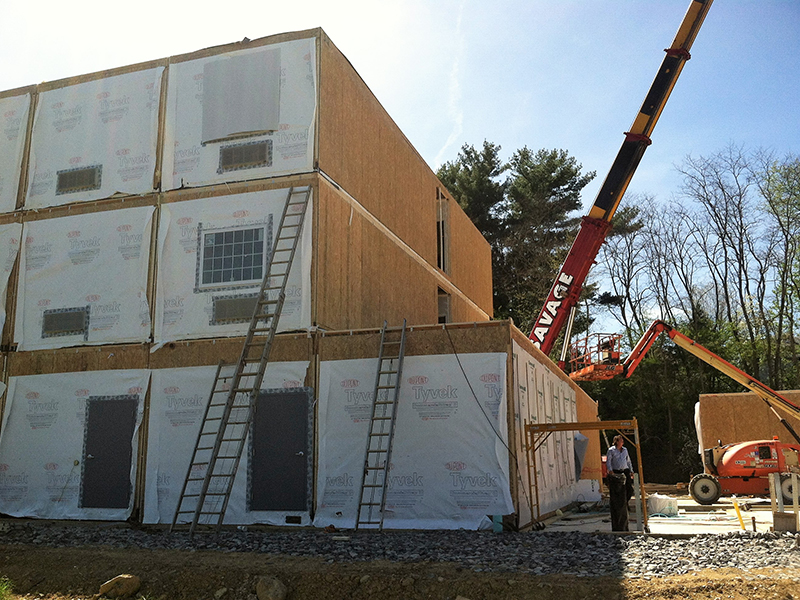Top 5 Advantages of Modular Construction