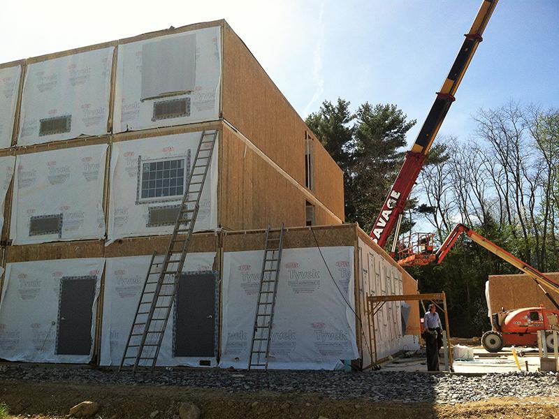 Top 5 Advantages of Modular Construction