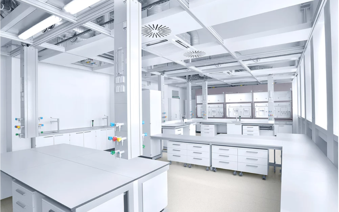 Modular Laboratories: Innovative Turnkey Solutions